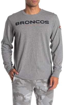 '47 NFL Denver Broncos Fieldhouse Long Sleeve T-Shirt