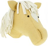 The Well Appointed House Fiona Walker England Palomino Horse Head Wall Decor for Kids