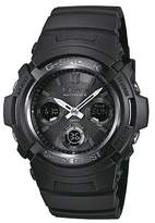 G-Shock Casio Men's Analogue/Digital Quartz Watch with Resin Strap AWG-M100B-1AER