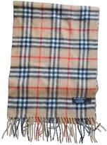 Burberry Cashmere scarf pocket square