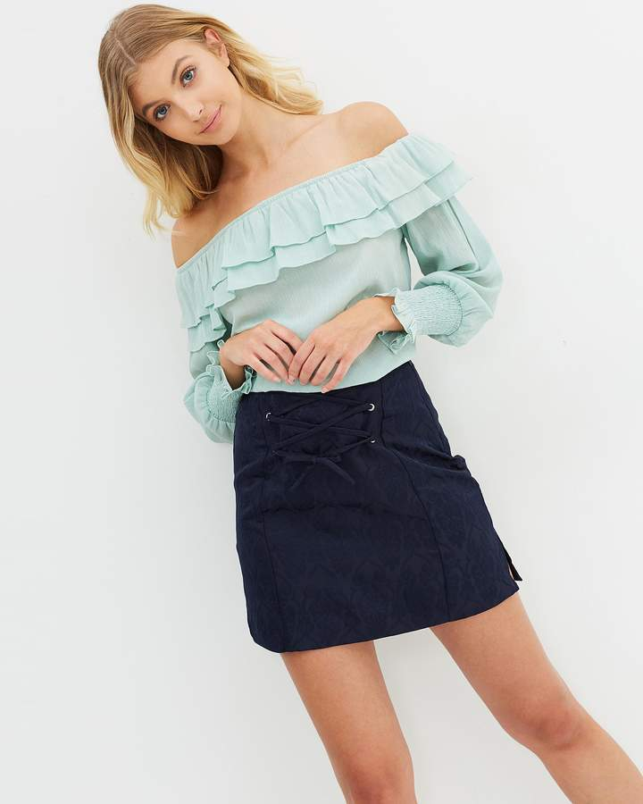 Atmos & Here ICONIC EXCLUSIVE - Tilly Mini Skirt