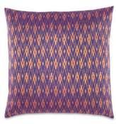 John Robshaw Orchid Decorative Pillow