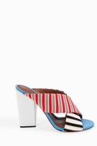 Missoni Striped Mules