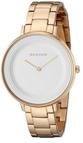 Skagen Women's SKW2331 Ditte Rose Gold Link Watch