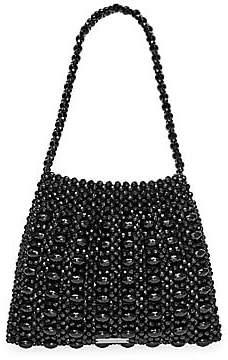 Loeffler Randall Women's Mira Beaded Shoulder Bag