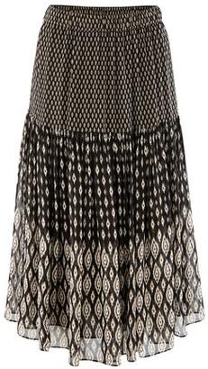 Vanessa Bruno Viscose long Hernani skirt