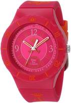 "Juicy Couture Women's 1900823 ""Taylor"" Hot Jelly Strap Watch"