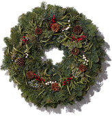 L.L. Bean Woodland Eucalyptus Wreath