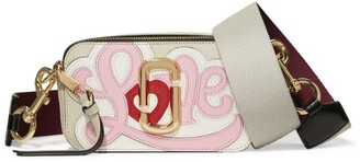 Marc Jacobs The The Leather Snapshot Camera Bag