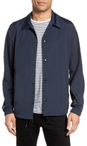 Theory Men's Technical Taffeta Coach's Jacket