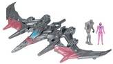 Power Rangers Movie Pterodactyl Battle Zord with Pink Ranger