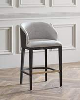 Hooker Furniture LAURIE UPHOLSTERED BAR STOOL