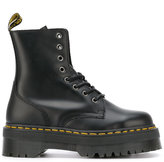 Dr. Martens lace-up boots - women - Leather/rubber - 6