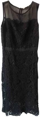 Darling \N Black Cotton Dress for Women