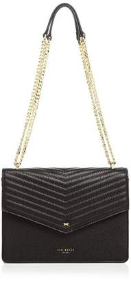 Ted Baker Kalila Quilted Leather Convertible Crossbody