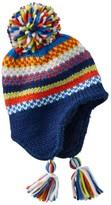 L.L. Bean L.L.Bean Toddlers' Peruvian Pom Hat, Stripe