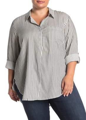 Sanctuary Miles Tunic Shirt (Plus Size)