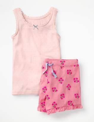 Shortie Vest Pyjama Set