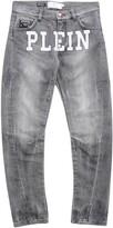 Philipp Plein Denim pants - Item 42595906