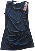 MICHAEL Michael Kors Black Polyester Top