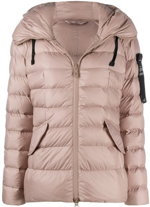 Peuterey Nazima semi-opaque down jacket