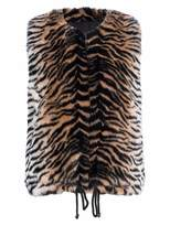 French Connection Shirlee Fur vest