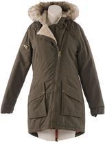 Buffalo David Bitton Women's Asymmetrical Polyfill Jacket
