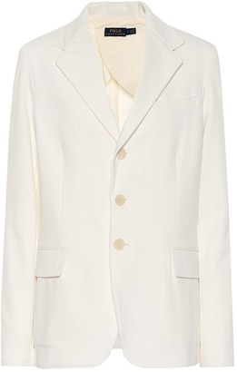 Polo Ralph Lauren Cotton-blend blazer