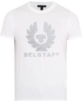 Belstaff Coatland Logo-print Cotton T-shirt