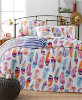 Idea Nuova Watercolor Olivia Feather 5-Pc. Full/Queen Comforter Set Bedding
