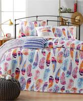 Idea Nuova Watercolor Olivia Feather 5-Pc. Full/Queen Comforter Set
