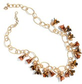 J.Crew Women's Magnolia Link Necklace