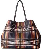 Tory Burch Kerrington Square Tote Tote Handbags