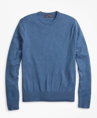 Brooks Brothers BrooksTech Merino Wool Crewneck Sweater