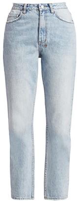 Ksubi Bring Back Life Chloe Karma High-Rise Cropped Jeans