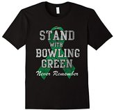 Men's Stand With Bowling Green Massacre Shirt 2XL