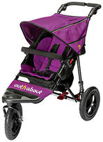 N. Out 'N' About Nipper 360 Single V4 Pushchair, Purple