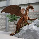 The Grand Crimson Dragon