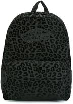 Vans leopard print backpack