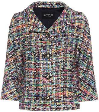 Etro Boucle jacket