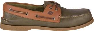 Sperry Men's Authentic Original Cross Lace Boat Shoe