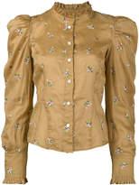 Isabel Marant Utah floral printed shirt