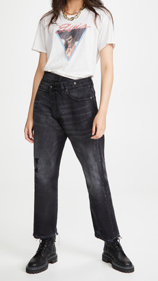R 13 Cross Over Jeans