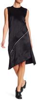 DKNY Layered Sheath Dress