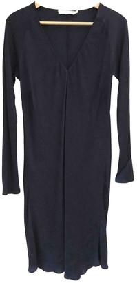 Rabens Saloner Blue Dress for Women