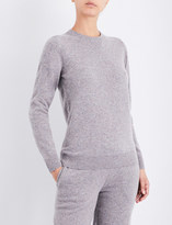 Sunspel Relaxed-fit lambswool lounge jumper