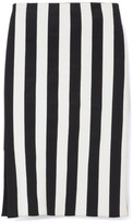 Marc Jacobs Medium Stripe Jacquard Skirt