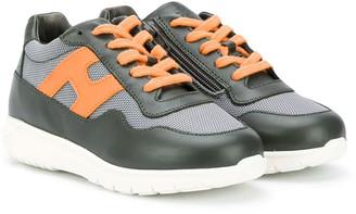 Hogan Multicolor Chunky Sneakers
