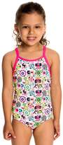 Funkita Toddler Crazy Critters One Piece