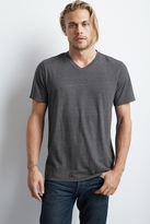 Ayden Heathered V-Neck Tee